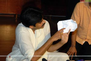 Pawan Kalyan Launches Common Man Protection Force - Press Meet