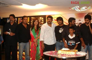 Puri Birthday 2007 Celebrations @ Prasadz, After Chiruta Premier