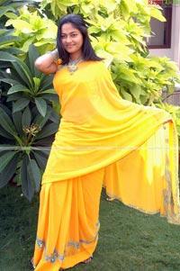 Suhasini @ Sunny Press Meet