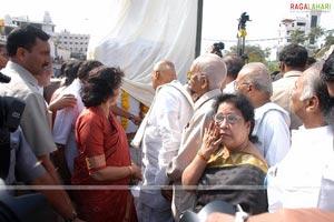 Raghupati Venkayya Statue Unvieled