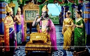 NTR, ANR, SV Rangarao, Savitri