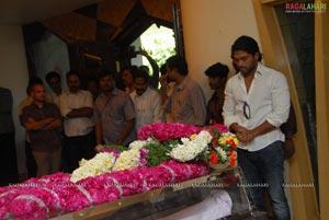 Director and Producer E V V Satyannarayana Died