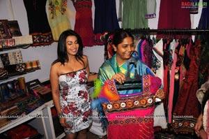 Sunitha Lakshma Reddy, Asha Shaini Launches Khwaish Exhibition at Taj Krishna