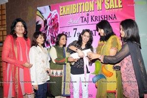 Khwaish Exhibition Curtain Raiser