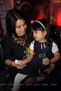 Mahima Chowdary at Save The Girl Child Event