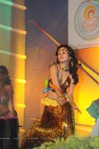 Nisha Kothari At Country Club