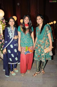 Sneha and Himanshu Reception At Novotel