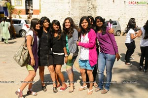 Villa Marie Hyderabad Girls