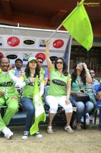 Telugu Warriors - Kerala Strikers Match