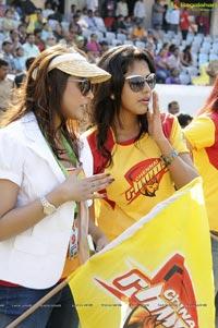 Chennai Rhinos-Kerala Strikers Match