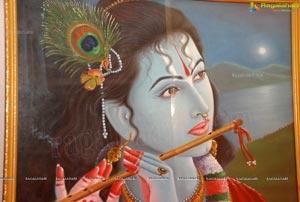 China Jeeyar Swami Paintings