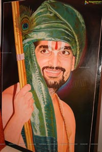 China Jeeyar Swami Paintings