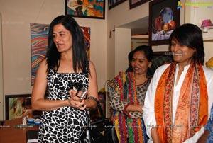 Hari Srinivas Art Exhibition