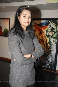 Kamal Kamaraju Art Show Closing Function