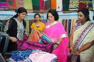 Rajani Launches Bridal Exhibition at Satya Sai Nigamagamam