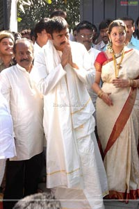 Pawan Kalyan Marries Renu Desai