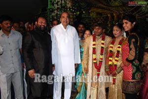 Vishal Goud-Keerthana Marriage