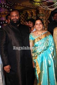 Vishal Goud-Keerthana Marriage