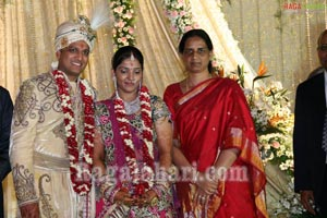 Ankit Agarwal weds Prerna Marriage, Novotel, Hyderabad