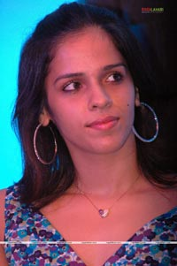 Saina Nehwal Felicitated by Kalamandir Foundation