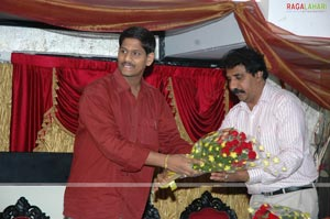 Santosham Film Awards 2009 Press Meet