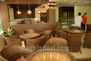 The Chocolate Room Launch at Banjara Hills