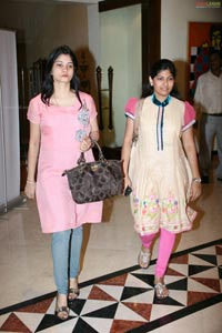 Fashion Yatra at Taj Krishna