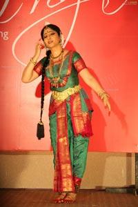 Kuchipudi Recital by Madhavimala