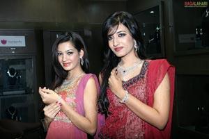 Manepally Designer Diamond Jewellery Section Launch