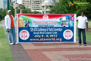 12th ATA convention Flash Mob Kick Off