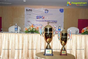 Sasha Sports, Entertainments and IntelliDecs Presents Corporate Premier League Curtain Raiser Photos