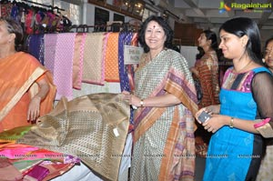 CCAP Aakruthi Vastra 2012 Textile Exhibition at Hyderabad Kamma Sangam HallPhotos