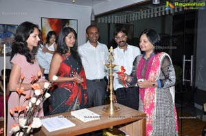 Culture within Nature 2012 Art Exhibition at Beyond Coffee, Hyderabad