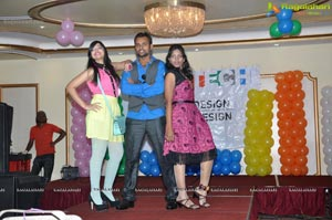 Hamstech Institute of Fashion & Interior Designing Freshers Day 2012 Party