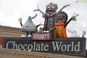 Hershey Park Pennsylvania Photos