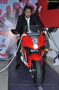 DSK Motowheels The Big Boy Hyosung GT250R in Hyderabad