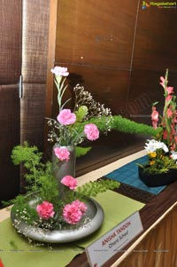 Ikebana International Pushpa Raagalu