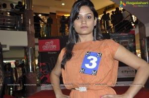 India International Modelling Hunt at City Center Hyderabad