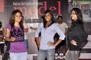 India International Modelling Hunt at City Center Hyderabad