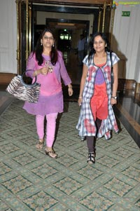Kakatiya Ladies Club Saawan themed Antakshari at Hyder Mahal