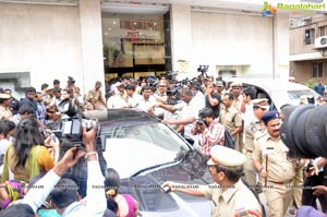 Katrina Kaif visits Gitanjali Jewels Hyderabad