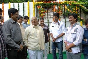 Allari Naresh's Kevvu Keka Muhurat Photos