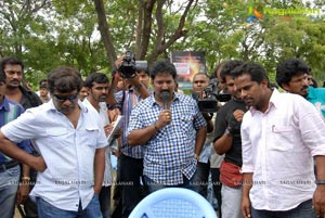 Krishnavamsi Birthday Function on Paisa Sets