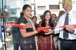 KSR Eyewear Hyderabad Parklane Branch Launch Stills
