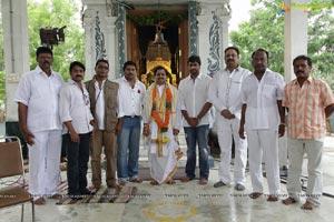 Nara Rohit's Madarasi Muhurat Photos