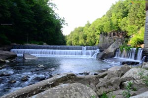 McConnells Mill State Park Waterfalls Photos