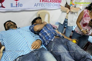 Hyderabad Nakshatra Foundation Blood Donation Camp
