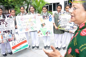 Nasr Girls School-Acer Stand by your Nation Campaign