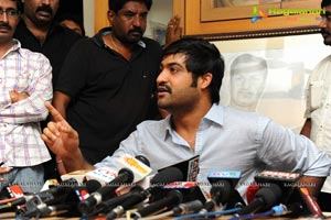 NTR's Political Press Meet on Kodali Nani and Telugu Desam Party