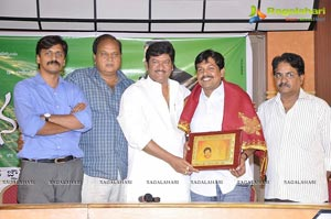 Sunshine Cinema Onamalu Press Meet